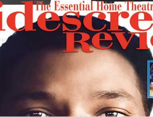 Danny Richelieu – Widescreen Review Magazine 2009 CES Report March/April Issue #139