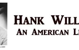 Hank Williams, and American legend
