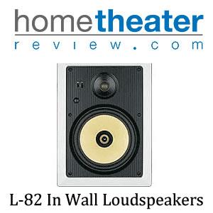 Noble Fidelity model L-82 In-Wall Loudspeaker Reviewed by Jim Swantco – HomeTheaterReview.com.