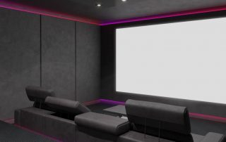 Why build a Home Theater?