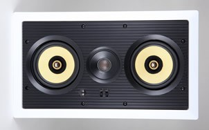 L-55 LCRS in wall / all channel loudspeaker