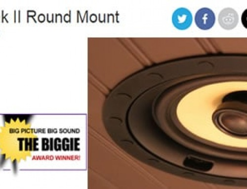 Noble Fidelity L-65 mk II Round Mount Loudspeaker Review By Greg Robinson