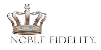 Noble Fidelity Retina Logo